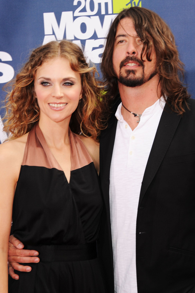 Dave Grohl And Jordyn Blum Grohl Photos Photos 2011 Mtv