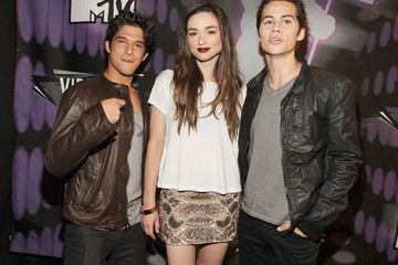 Tyler Posey Dylan O'Brien 2011 MTV Video Music Awards - Red Carpet