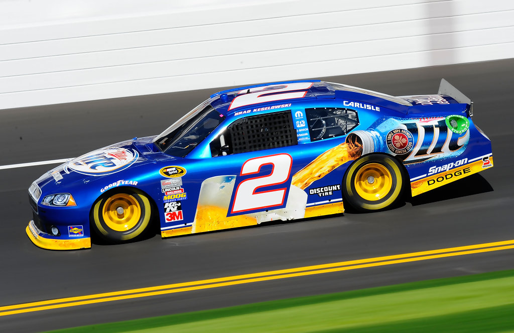 The Unknown Muscle Car Dodge Built To Dominate Nascar ...