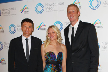 Chris Guccione 2011 Newcombe Medal