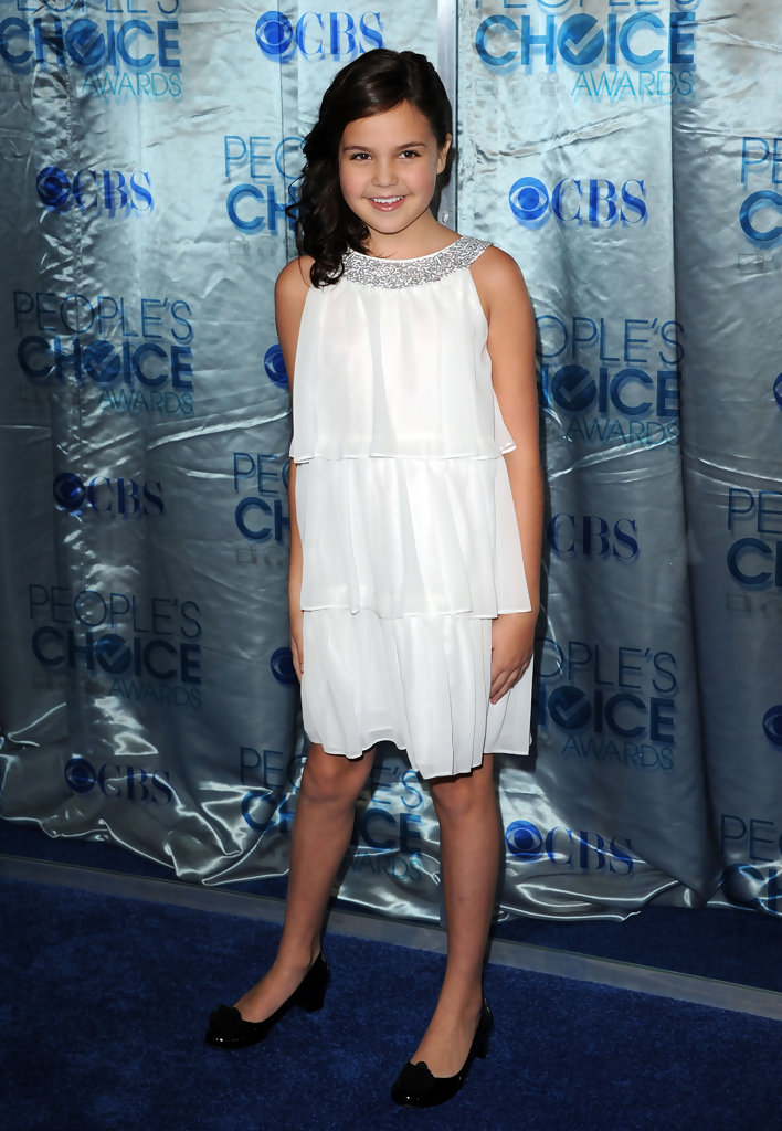 bailee madison in 2011 peoples choice awards arrivals