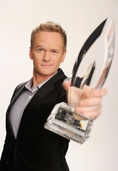 Actor Neil Patrick Harris, winner of the Favorite TV Comedy Actor award poses for a portrait during the 2011 People's Choice Awards at Nokia Theatre L.A. Live on January 5, 2011 in Los Angeles, California.