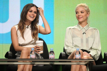 Jaimie King 2011 Summer TCA Tour - Day 9