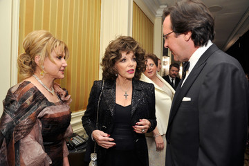 Joan Collins 2011 UNICEF Ball Presented by Baccarat