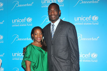 Rose  Mutombo 2011 UNICEF Snowflake Ball