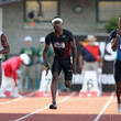 Calesio Newman 2011 USA Outdoor Track & Field Championships - Day 1