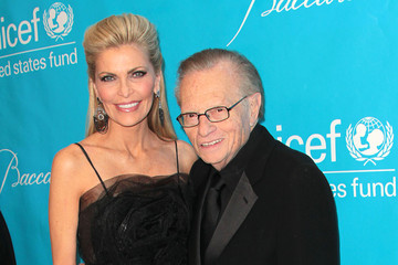 Larry King 2011 Unicef Ball - Arrivals