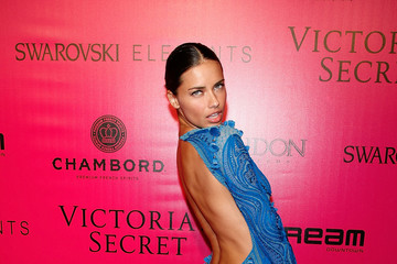 Adriana Lima 2011 Victoria's Secret Fashion Show - After Party