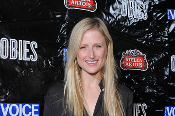 Mamie Gummer 2011 Village Voice Obie Awards