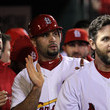 Albert Pujols Jaime Garcia Photos