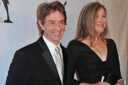 Actor Martin Short and actress Catherine O'Hara arrive to the 2011 Writers Guild Awards on February 5, 2011 in Hollywood, California.