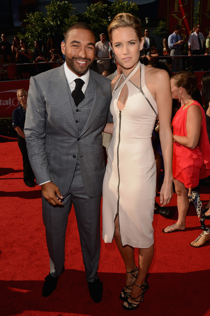Cody Horn and matt kemp