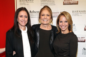 Katie Couric Gloria Steinem 2012 Athena Film Festival: A Celebration Of Women And Leadership - Opening Night Reception