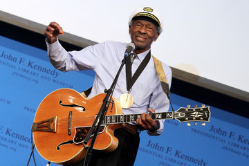 Chuck Berry 2012 Awards For Lyrics Of Literary Excellence