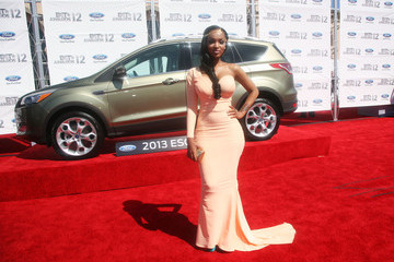 Lola Monroe 2012 BET Awards - Ford Escape On The Red Carpet