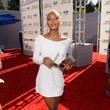 Eva Pigford 2012 BET Awards - Red Carpet
