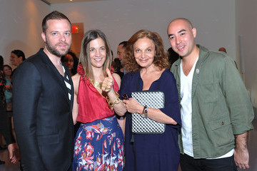 Max Osterweis Erin Beatty 2012 CFDA Awards Nominee & Honoree Announcement