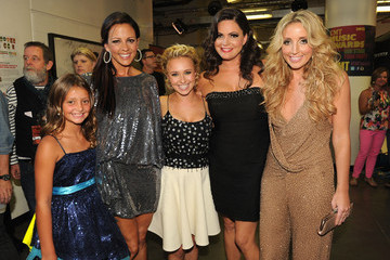 Olivia Evans 2012 CMT Music Awards - Audience And Backstage