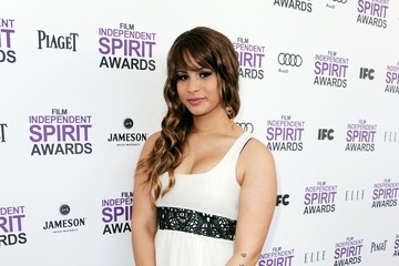 Harmony Santana 2012 Film Independent Spirit Awards - Red Carpet