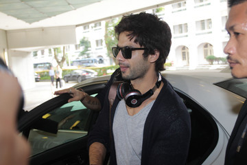 Shahid Kapoor 2012 IIFA Awards - Day 1