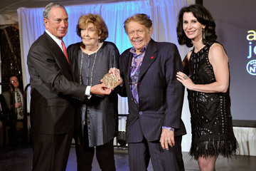Michael Bloomberg Katherine Oliver 2012 Made In NY Awards
