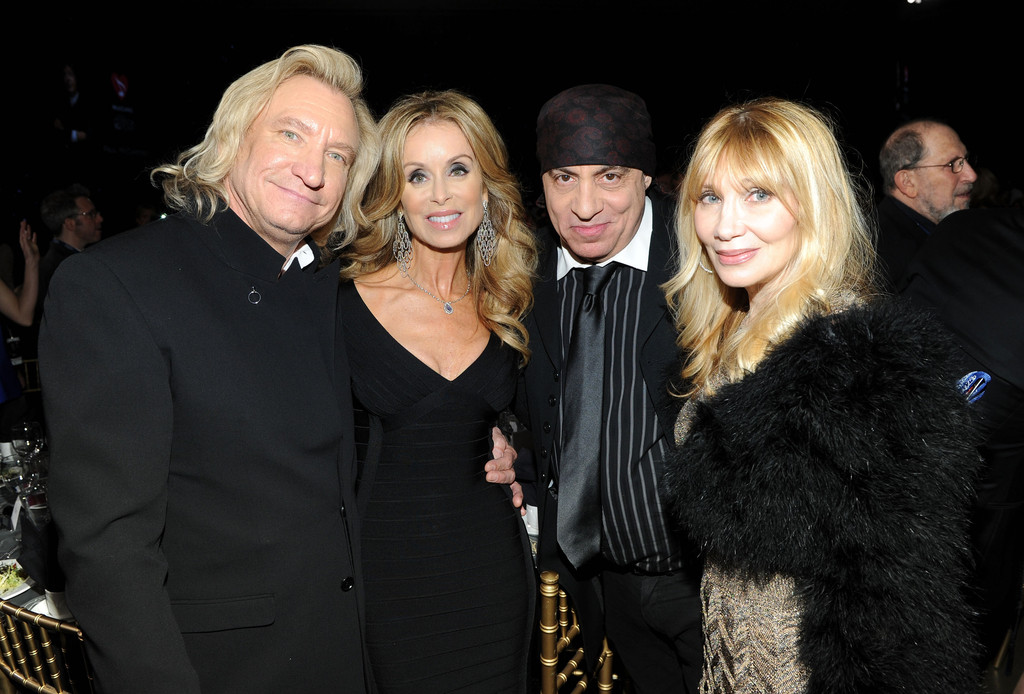 Joe Walsh And Marjorie Bach Photos 2017 Musicares Person Of The Year Tribute To Paul Mccartney Backstage Aunce Zimbio