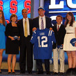 Oliver Luck 2012 NFL Draft - First Round
