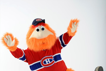 Youppi 2012 NHL All-Star Game - Mascot Portraits