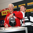 Gordie Howe 2012 NHL All-Star Game - NHL Fan Fair