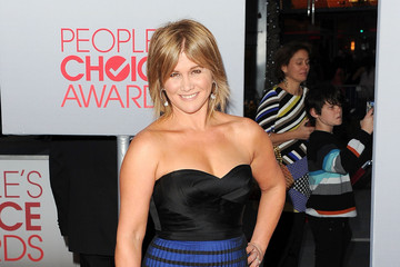 Tracey Gold 2012 People's Choice Awards - Arrivals