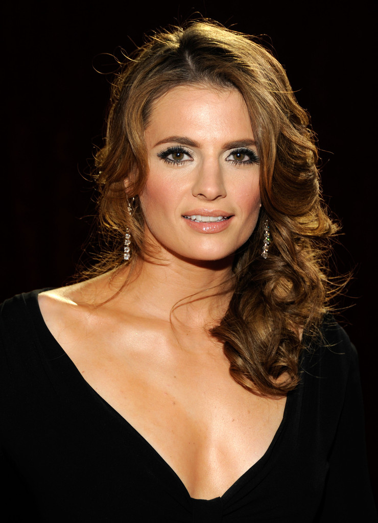 'Castle' Star Stana Katic Cast as Rock Pioneer in 'CBGB ...
