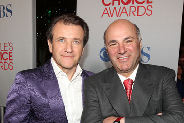 Kevin O'Leary Robert Herjavec 2012 People's Choice Awards - Red Carpet