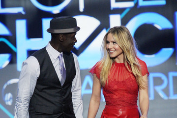 Kristen Bell Don Cheadle 2012 People's Choice Awards - Show