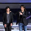 Pier Davide Carone 2012 Sanremo - The 62nd Italian Song Festival - February 17, 2012