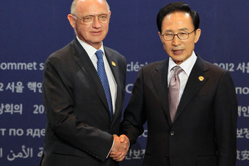 Hector Timerman 2012 Seoul Nuclear Security Summit Begins