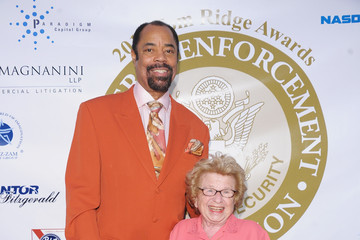 Clyde Frazier 2012 Tom Ridge Homeland Security Awards