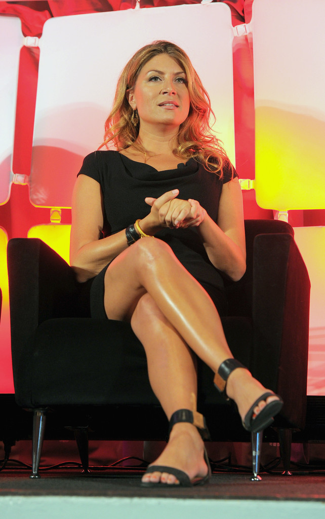 Genevieve gorder in 2012 wict leadership conference day for Genevieve gorder