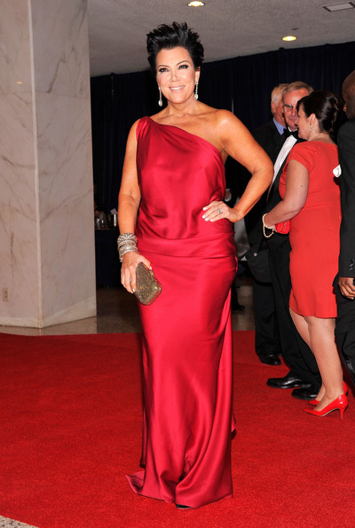 Kris Jenner attends the 98th Annual White House Correspondents' Association Dinner at the Washington Hilton on April 28, 2012 in Washington, DC.