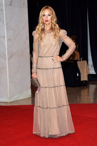 Rachel Zoe attends the 98th Annual White House Correspondents' Association Dinner at the Washington Hilton on April 28, 2012 in Washington, DC.