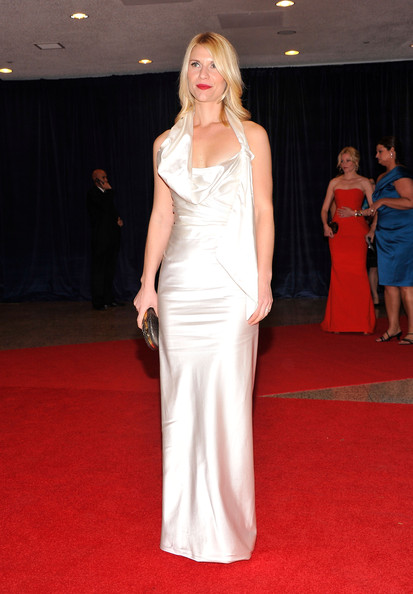 Claire Danes attends the 98th Annual White House Correspondents' Association Dinner at the Washington Hilton on April 28, 2012 in Washington, DC.
