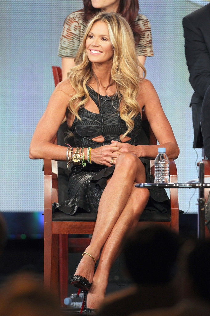 Elle Macpherson Photos Photos 2012 Winter Tca Tour Day