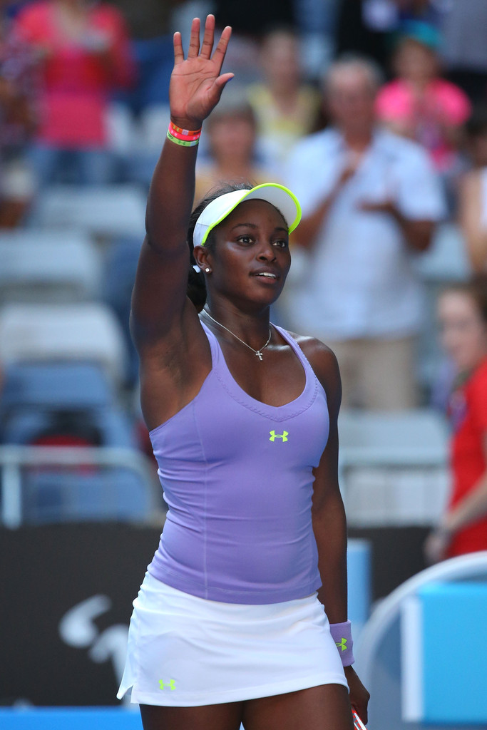 Sloane Stephens Photos Photos - 2013 Australian Open - Day ...