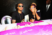 Angela Simmons and Bow Wow Photos Photo