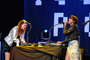 Icona Pop at Governors Ball 2013 - The Best Band Outfits at Governors Ball 2013