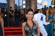 TV personality Jenni 'JWoww' Farley attends the 2013 MTV Video Music Awards at the Barclays Center on August 25, 2013 in the Brooklyn borough of New York City.