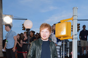 Musician Ed Sheeran attends the 2013 MTV Video Music Awards at the Barclays Center on August 25, 2013 in the Brooklyn borough of New York City.