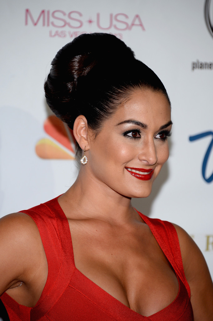 Nikki Bella in Arrivals at the Miss USA Pageant 4 of 17 ...
