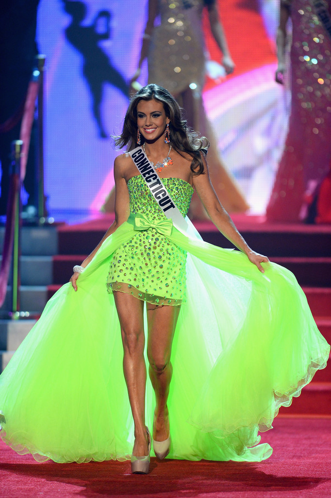 Erin Brady (beauty queen) in The 2013 Miss USA Pageant in ...