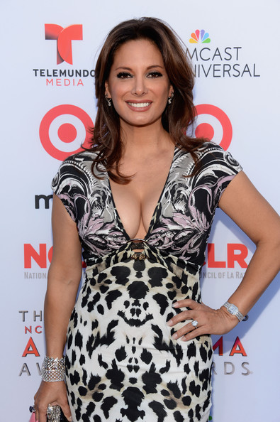 alex meneses in arrivals at the nclr alma awards  u2014 part 2
