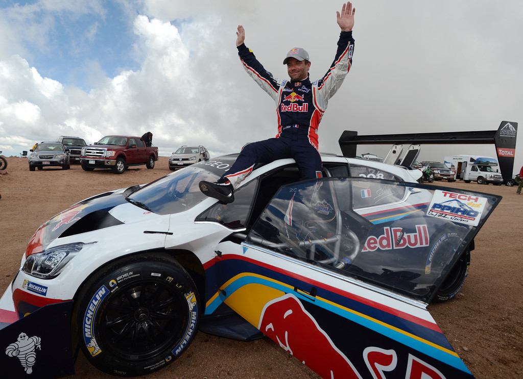 sebastien loeb photos photos 2013 pikes peak international hill climb zimbio. Black Bedroom Furniture Sets. Home Design Ideas